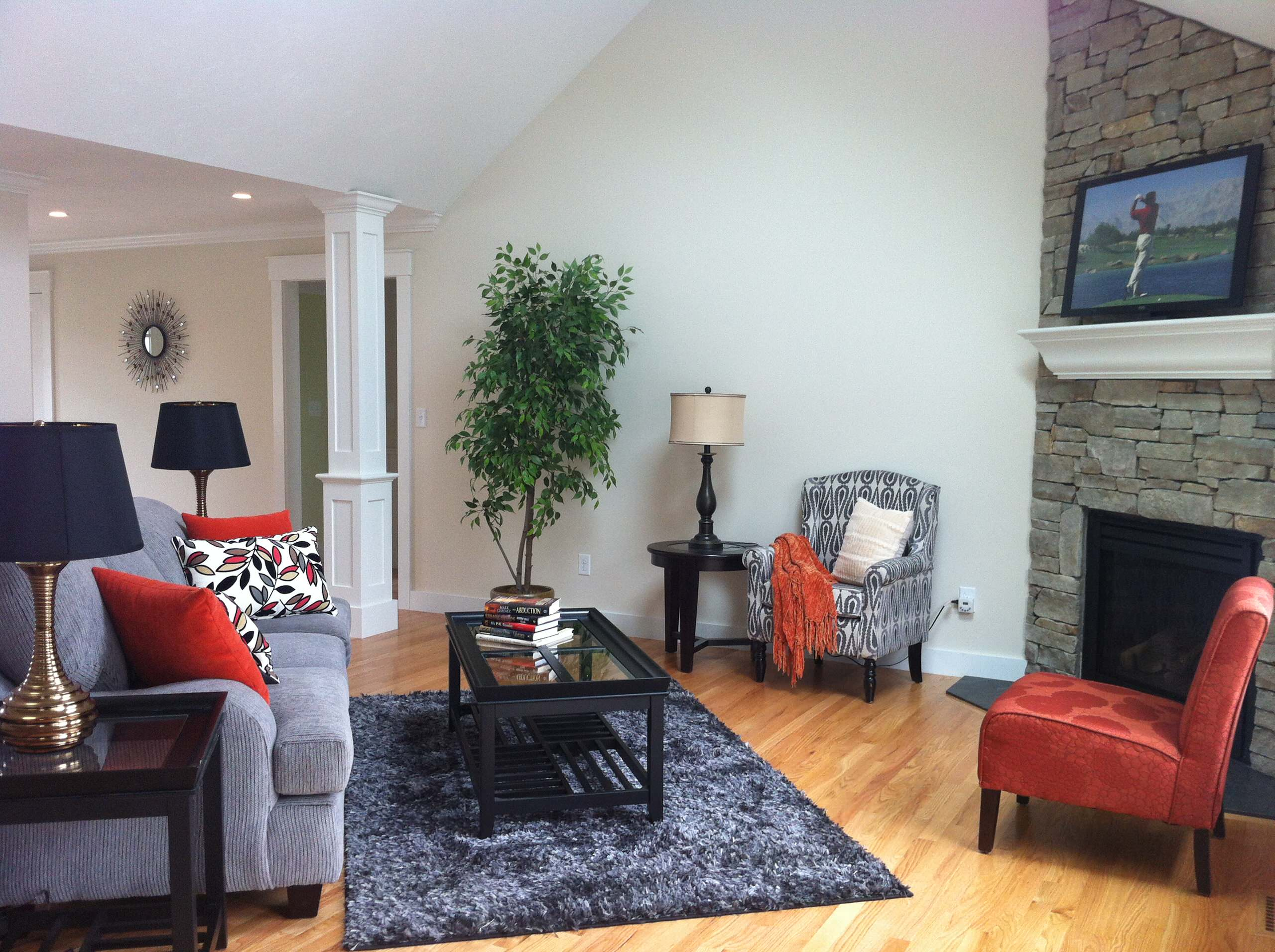 Home Staging New Construction