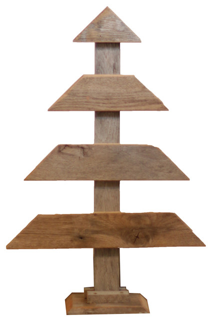 Reclaimed Barn Wood Christmas Tree Rustic Christmas