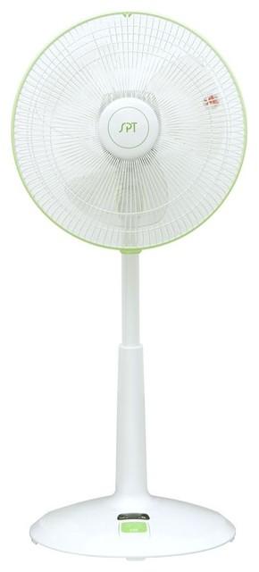 14 In. Dc-Motor Energy Saving Stand Fan.