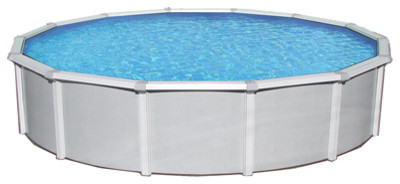 Blue Wave Samoan Round 52 Inch Above Ground Pool - 27 Ft.