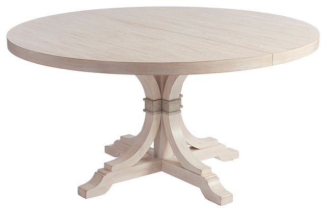 Magnolia Round Dining Table, 60 Round Pedestal Dining Table