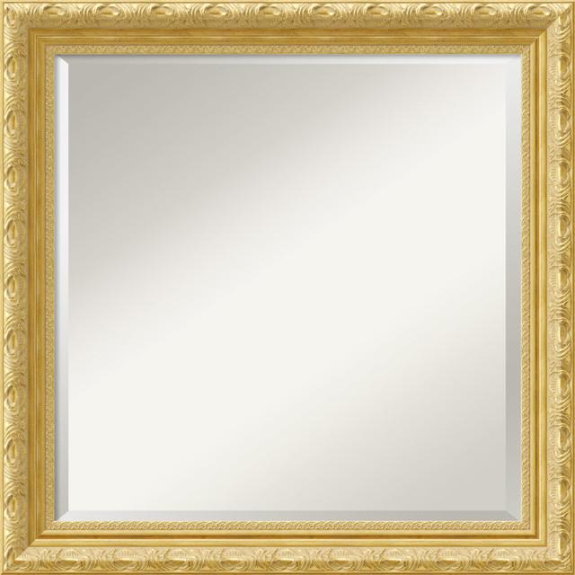 versailles square wall mirror