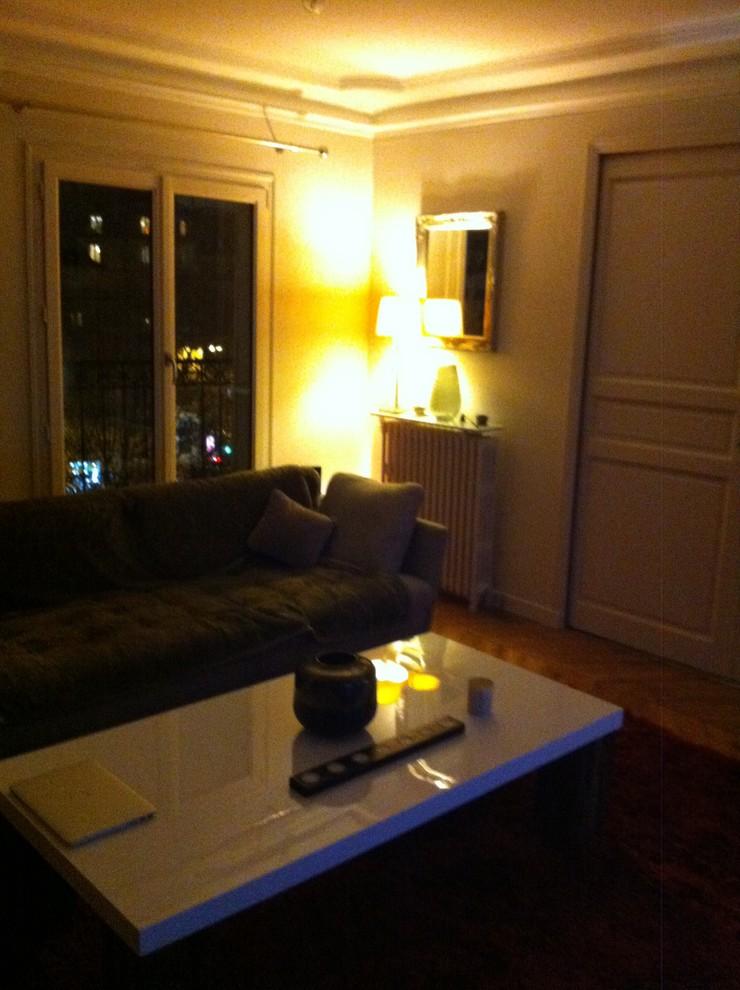 Appartement masculin a l'Etoile 85m2