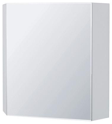 Ronbow E025612 Brit Medicine Cabinet Bathroom Storage.