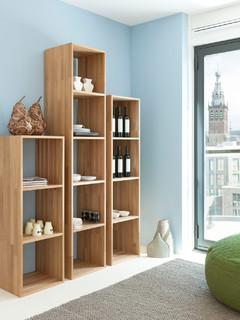 cupboard wood - Modern - Amsterdam