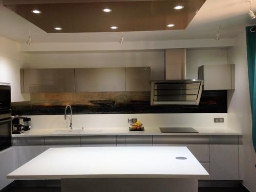 cuisine oserez vous d couvrir la r novation de cette cuisine. Black Bedroom Furniture Sets. Home Design Ideas