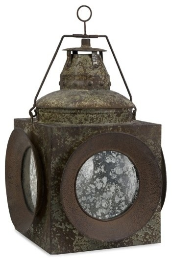 Great What Is The Difference Between The 2 Antique Navel Lanterns?