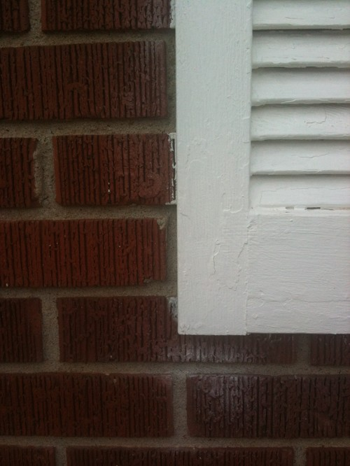 Should We Paint Exterior Brick??
