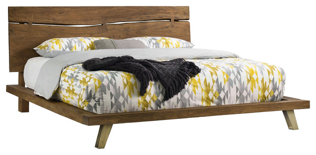 Transcend King Platform Bed.