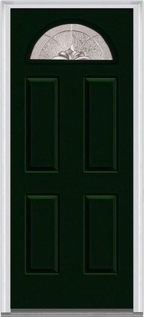"Heirloom Master 1/4 Lite 4-Panel Fiberglass 31.5""x81.75"" LH In-Swing"