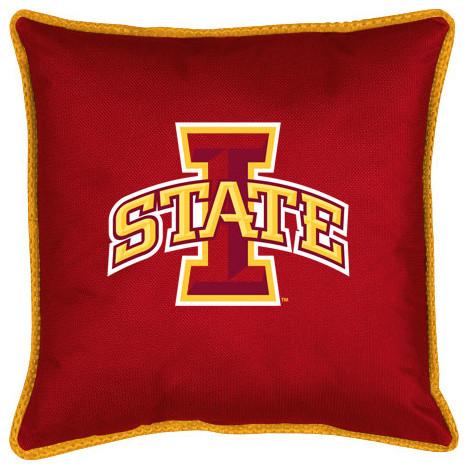 Sidelines Toss Pillow Iowa St.