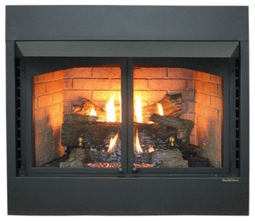 Dimplex Jesse Media Console Electric Fireplace With Glass Ember Bed