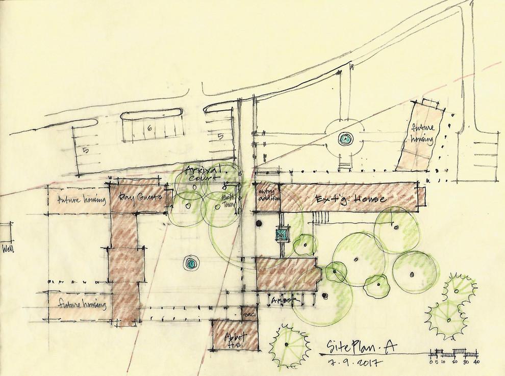 Site Plan A