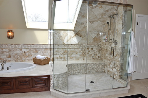 What are the dimensions of tub/shower? And tub details and size ...