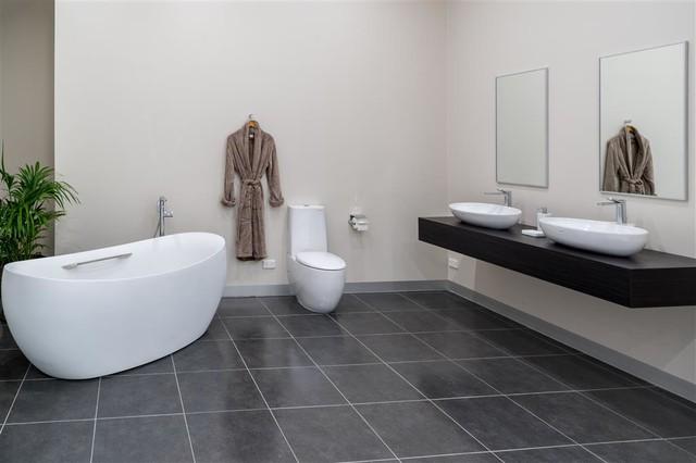 Toto Bathrooms   Le Muse Suite Contemporary Bathroom