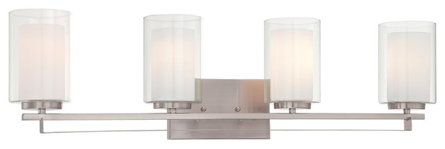 Minka Lavery Parsons Studio 4-Light Bathroom Vanity Light