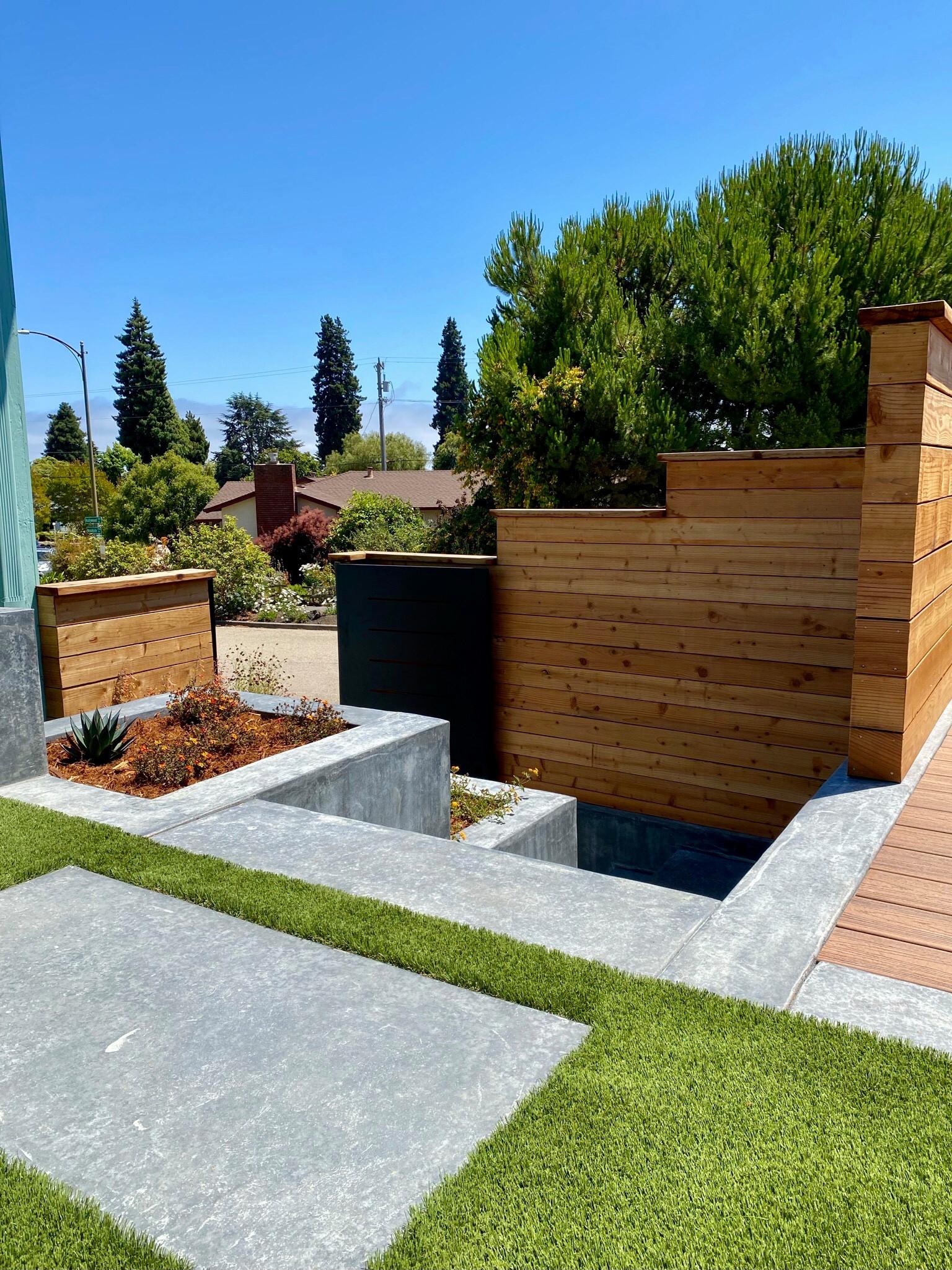 Modern Outdoor Living