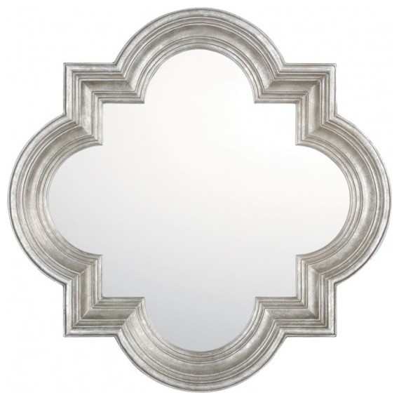 Capital Lighting Antique Silver Traditional Mirrors - M343493.