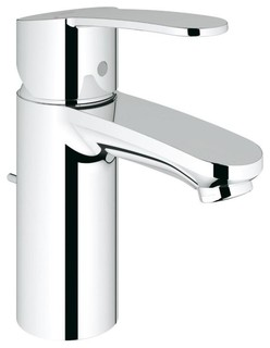 "Grohe Eurostyle Centerset Lavatory Faucet, 2""x7""x4"""