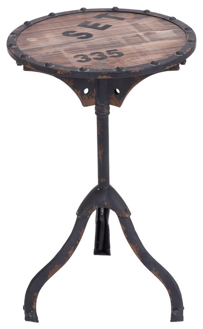 Second Set Accent Table.