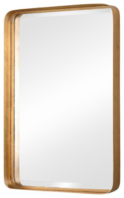 Uttermost Crofton Decorative Mirror, Metal.
