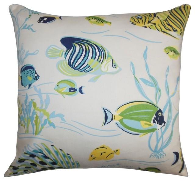 Coastal Inspired Throw Pillows : The Pillow Collection - The Pillow Collection 18
