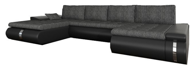 FADO LUX Sectional Sofa-Bed, Left Corner