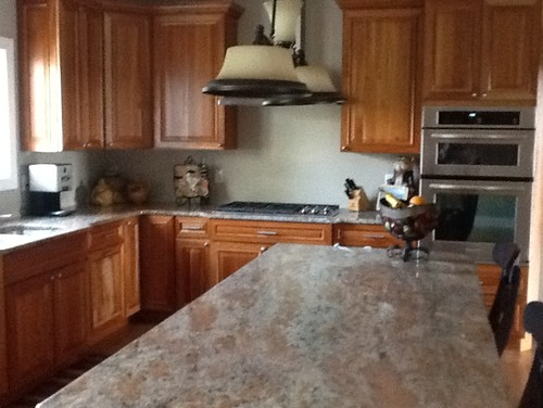 Need A Backslash For Kitchen