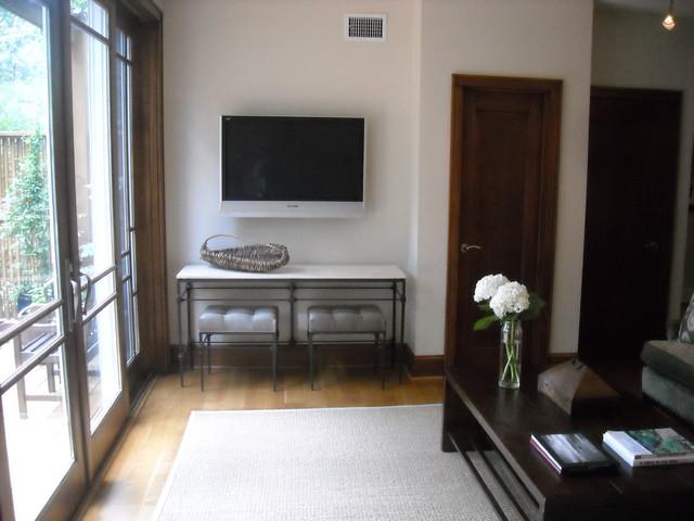 Keeping room design in atlanta georgia for Keeping room ideas