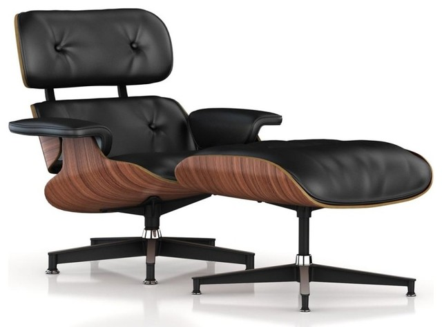 Eames Lounge Chair Replica with Ottoman - Vancouver - von ...