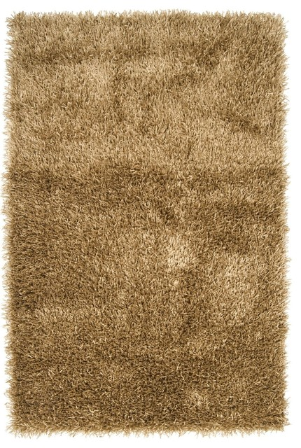 Shag shimmer area rug contemporary hall and stair for Contemporary runner rugs for hallway