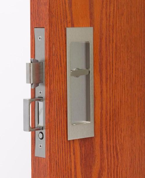 Help Finding Stylish Pocket Door Privacy Lock