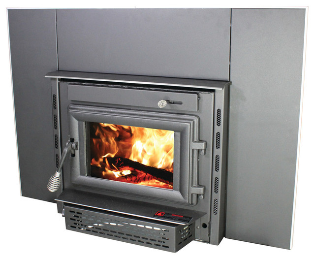 United States Stove Company Medium Epa Certified Wood Burning Fireplace Insert View In Your