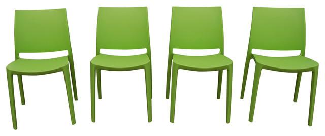 Admirable Sensilla Outdoor All Season Resin Chairs Green Alphanode Cool Chair Designs And Ideas Alphanodeonline