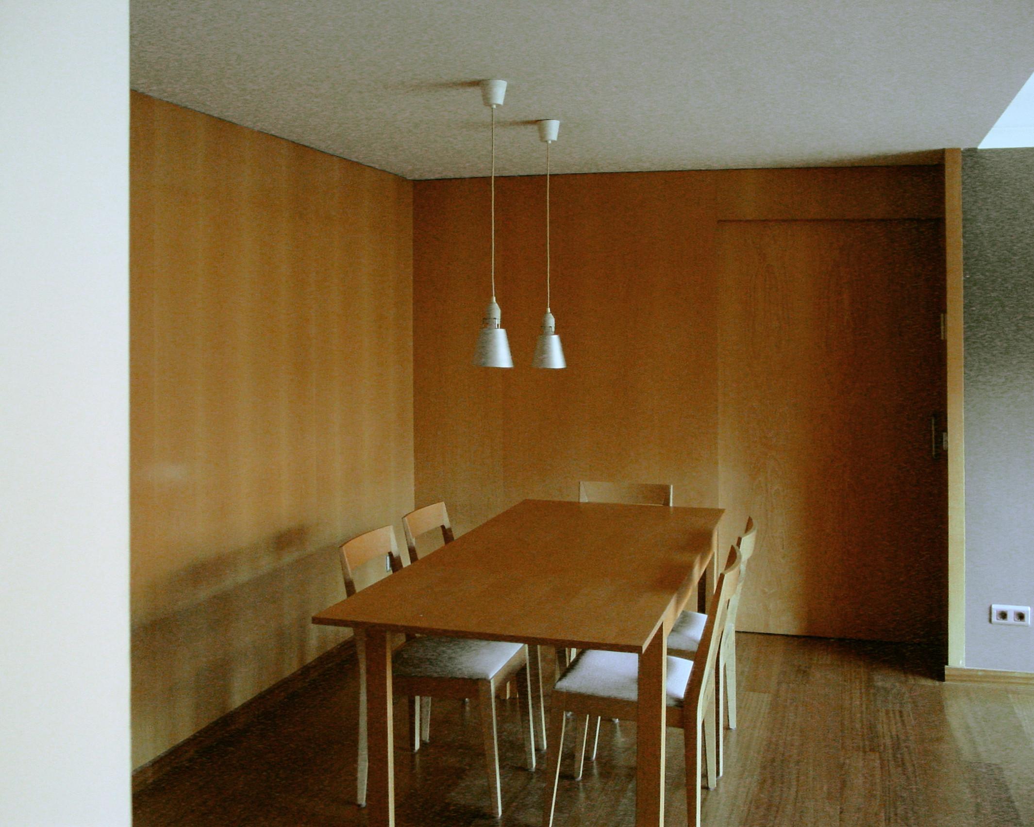 Reforma integral de vivienda en calle Déu i Mata de Barcelona