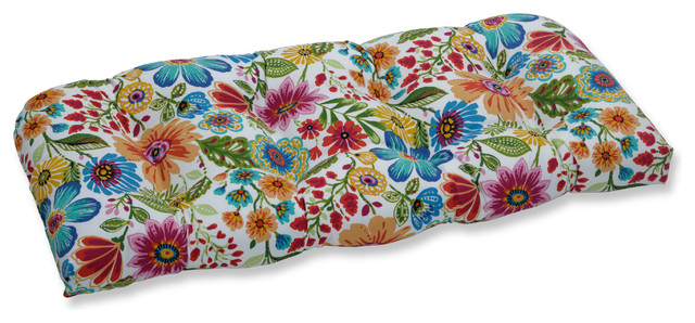 Gregoire Prima Wicker Loveseat Cushion 44 X19 X5