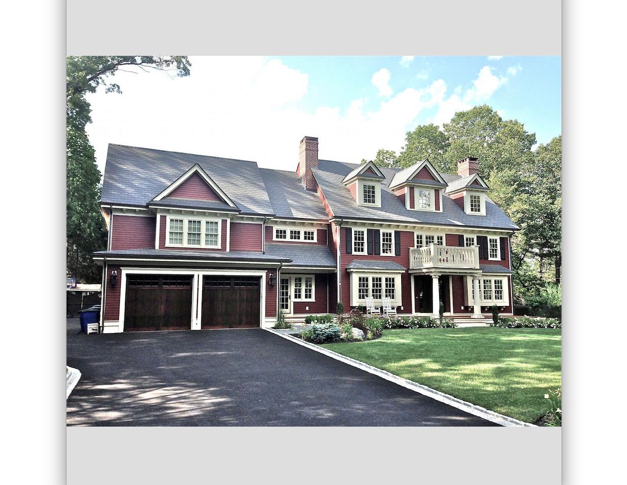 """farm-house"" Transformation  Winchester, MA"