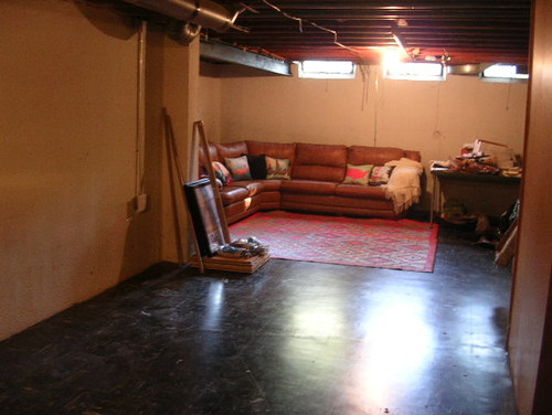 Basement on a tight budget - Finished basement ideas on a budget ...