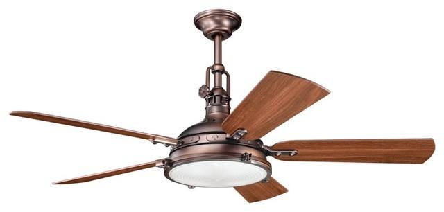 Kichler Lighting 300018obb Ceiling Fans Hatteras Bay.