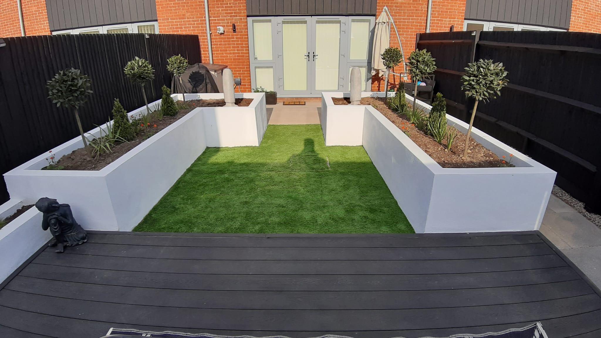 Landscape Gardening - Kennington Ashford