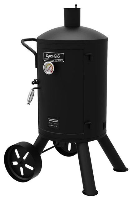 Dyna-Glo Signature Series Heavy-Duty Vertical Charcoal Smoker.