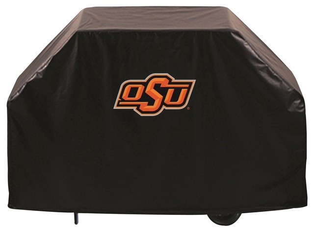 """60"""" Oklahoma State Grill Cover By Covers By Hbs."""