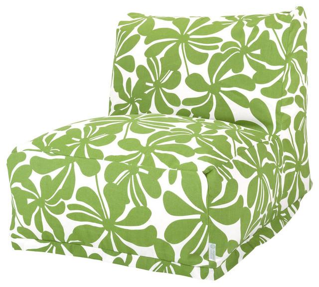 Rio 4-Piece Wicker Conversation Set With Storage, Gray Wicker/navy Cushions
