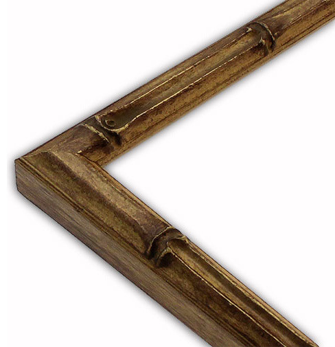 """Honey Bamboo Picture Frame, Solid Wood, 16""""x20"""" traditional-picture-frames"""