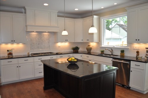 Backsplash Help With Tan Brown Granite Cream Grey Or