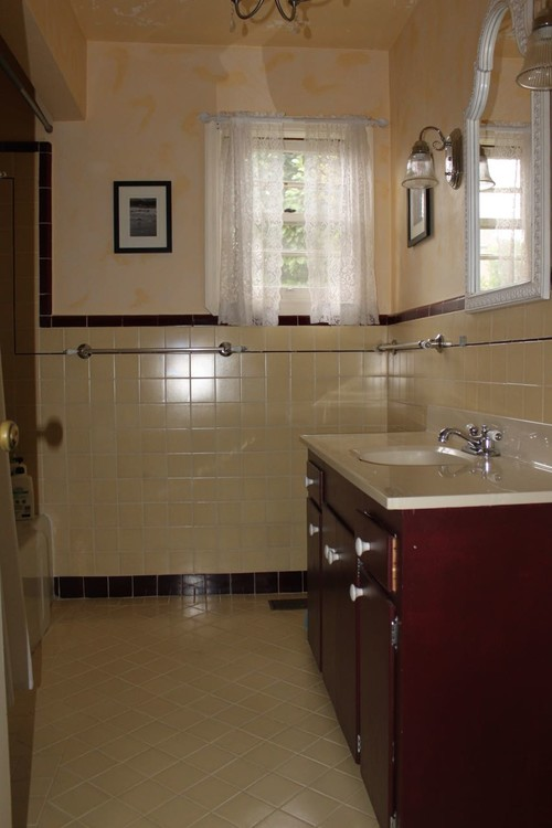 1940 bathroom design for 1940s bathroom decor
