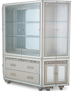 Aico Furniture, Bel Air Park 4-Piece Curio