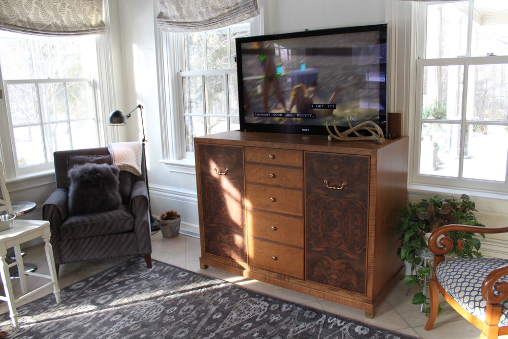 Pop-Up TV Media Unit