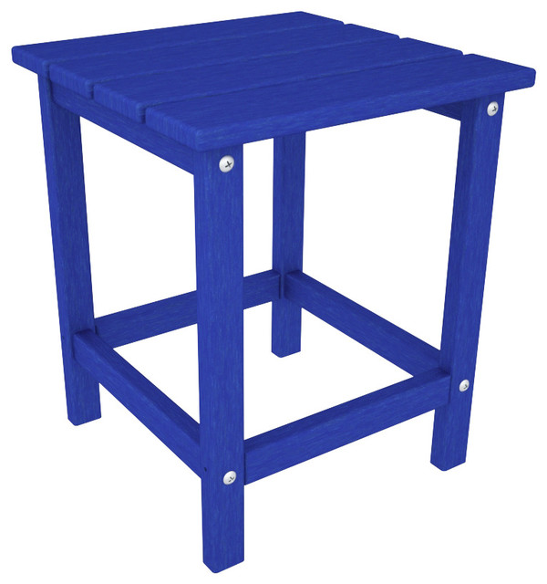Long Island 18 Side Table Contemporary Outdoor Side Tables By