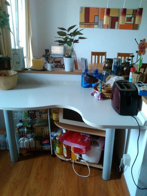 Muretto divisorio cucina ingresso hm08 regardsdefemmes - Muretto tra cucina e soggiorno ...